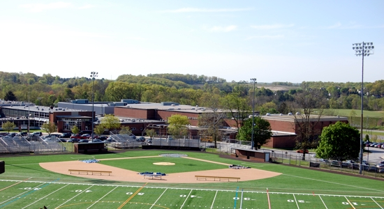 Red Lion Area High School & Horn Field